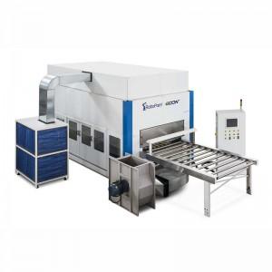Factory directly Plastic Coating Spray - CNC spraying machine -SPM1500E – Godn