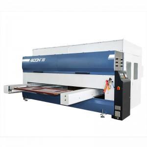 Reciprocating fanafody Machine-SPD2500B