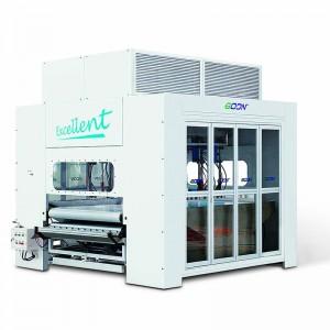 Cheap PriceList for Reciprocating Machine - Rotary spraying machine – Godn