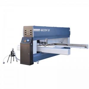 OEM/ODM China Simple Tablet Coating Mahcine - Reciprocating Spraying Machine-SPD2500A – Godn